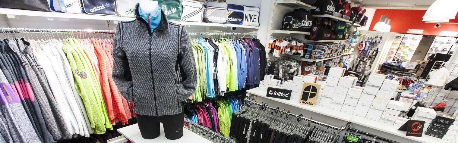Ladenlokal Sportgeschäft Südstadtsport Köln