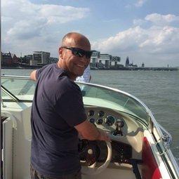 Paul Schmid Mitarbeiter bei Südstadtsport Köln