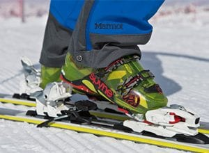 Skischuhe bei Südstadtsport